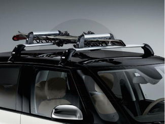 Roof Mounted, Carrier, Ski And Snowboard - Mopar (TCS92725)
