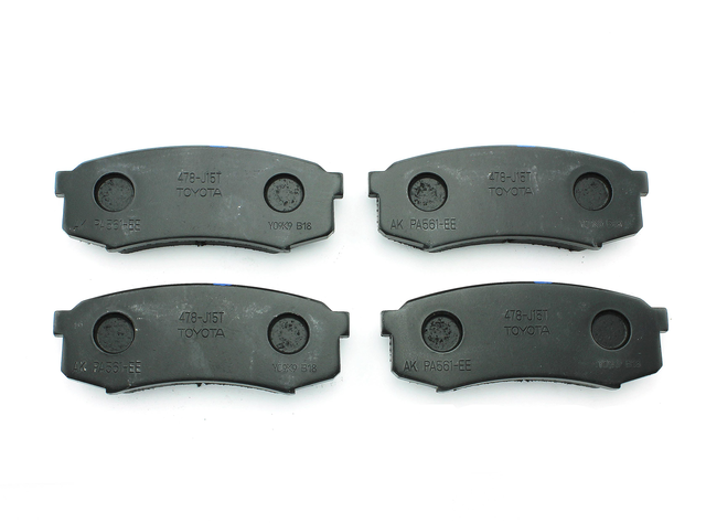 "REAR BRAKE PADS....... Or Search For ""04466-AZ004-TM"" for Genuine Toyota Ceramic Economy Pads - Toyota (04466-60140)"