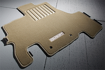 Floor Mats, Carpet - Nissan (999E2-NX012)