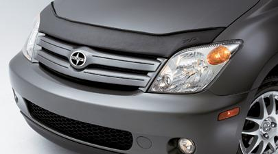 Front End Mask, Carbon Fiber Grained Vinyl - Toyota (PT218-52040)