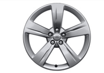 "Alloy Wheel - 19"" 5 Spoke 'Style 5046' - Land-Rover (LR091536)"