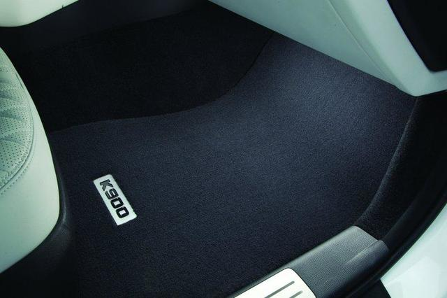 Floor Mats, Carpet - Kia (3TF14-AC100)