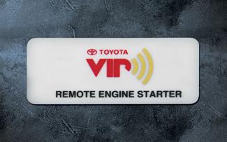 remote start toyota (pt398 48110) toyota parts