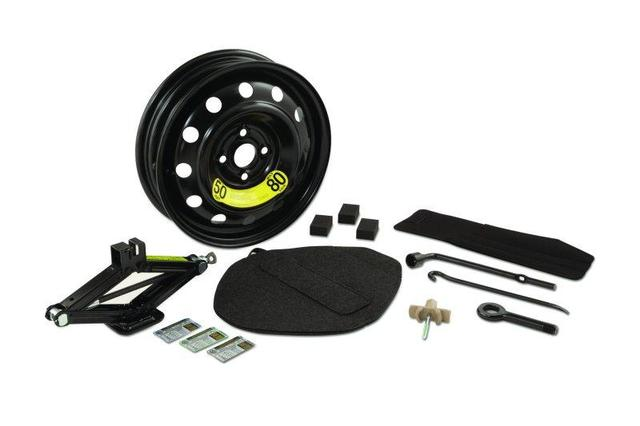 Spare Tire Hardware Kit, Tire Sold Separately - Kia (A7F40-AK900)