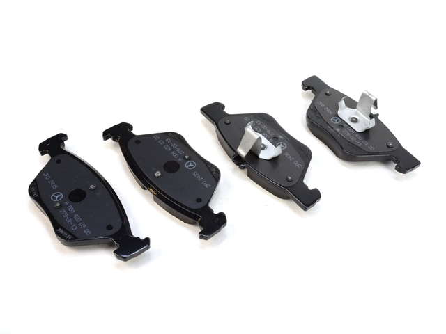Pad Kit-Front Disc Brake - Mopar (5139218AB)