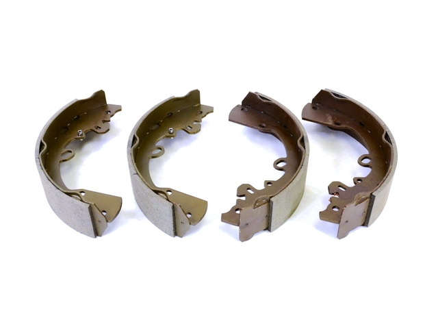 Brake Shoes, Left Rear, Right Rear