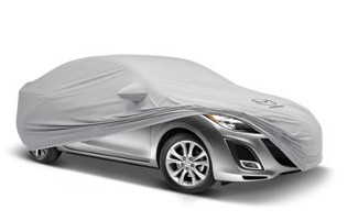 Vehicle Cover, All Weather - Mazda (0000-8J-L10A)