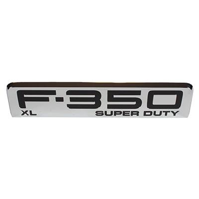 Genuine Ford 8C3Z-16720-B Nameplate