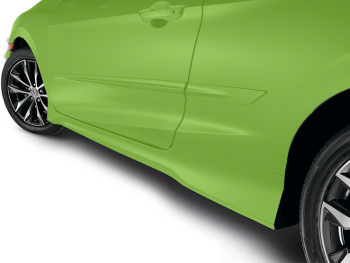 Spoiler, Side Under-body *GY30P* (Energy Green Pearl)