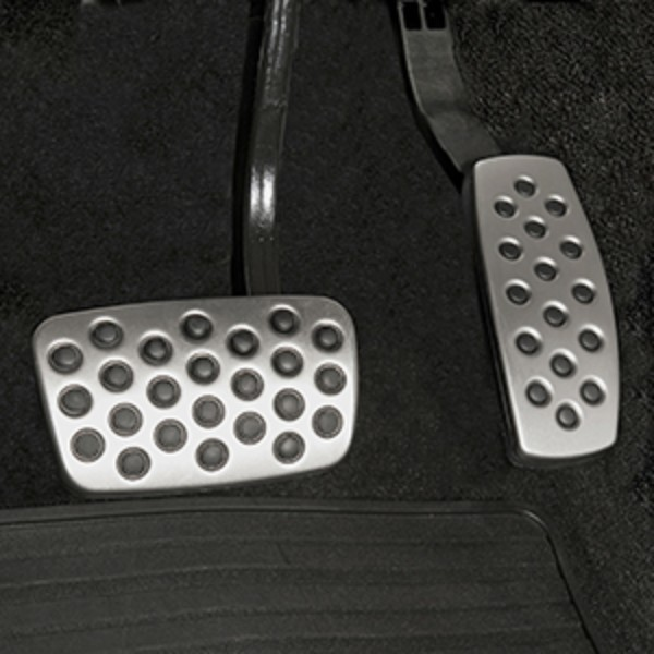 Sport Pedal Kit - Brake And Accelerator Pedal Covers