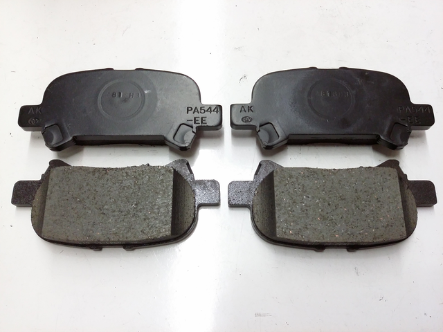 "BRAKE PADS....... Or Search For ""04466-AZ001-TM"" for Genuine Toyota Ceramic Economy Pads - Toyota (04466-41020)"