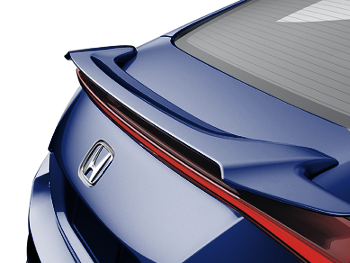 Spoiler, Wing *B593M* (Brilliant Sporty Blue Metallic) - Honda (08F13-TBG-160)