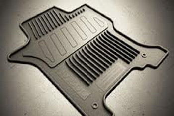 Floor Mats, All Season, Front - Nissan (999E1-F3000)