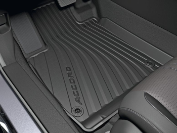 Floor Mats, All-Season (High Wall)