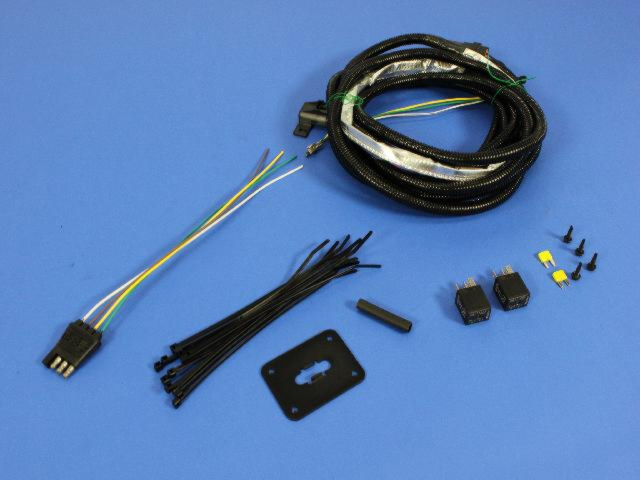 Trailer Tow Wiring Harness - 4-Way