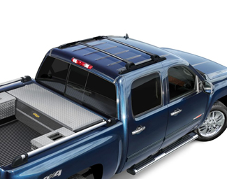 Roof Rack Side Rails