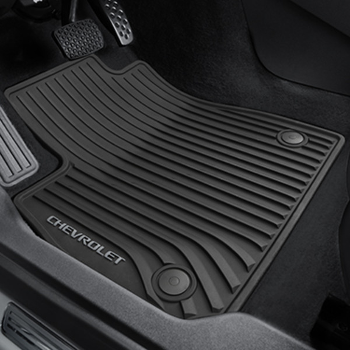 Floor Mats, All-Weather - GM (84308981)