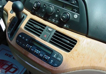 Interior Trim, Light Wood