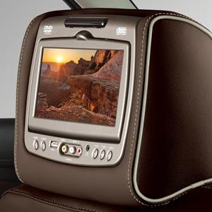 DVD Headrest System, Vinyl