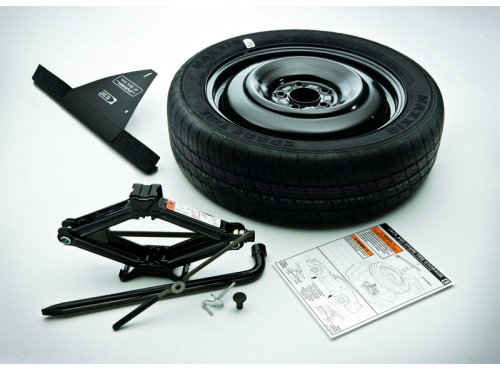 CR3Z-1K007-A Ford Mustang spare tire kit - Ford (CR3Z-1K007-A)