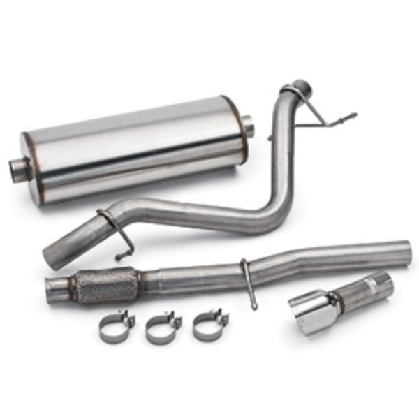 Exhaust Upgrade Package