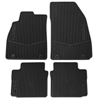 Floor Mats, All-Weather - GM (22757756)