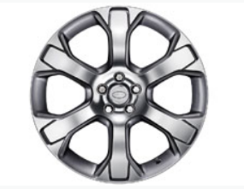 "Alloy Wheel, 22"" 6 Spoke, 'Style 6001' - Land-Rover (LR051513)"