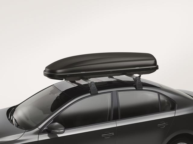 Cargo Box Carrier - Matte Black - Volkswagen (000-071-200)