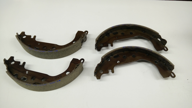 Rear Genuine Toyota Brake Shoe Set - Toyota (04495-52040)