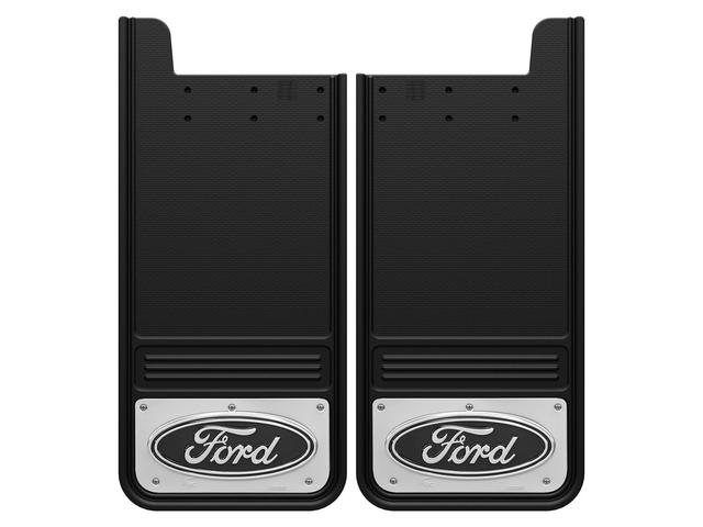 Splash Guards, Rear, Gatorback - Ford (VHC3Z-16A550-M)