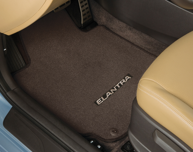 Floor Mats, Carpeted - Hyundai (3XF14-AC300)