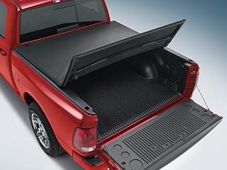 Premium Tri Folding Tonneau Cover Mopar 82211273af Mopar Parts Canada