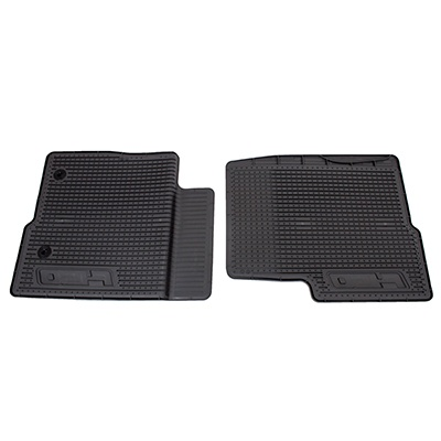 Floor Mats, All-Weather, Front Set - Ford (AL3Z-1513086-AA)