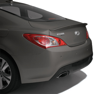 Coupe Spoiler, Rear Lip