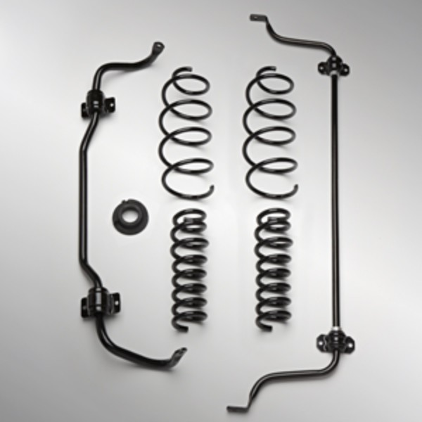 Suspension Package (I4 Engine)