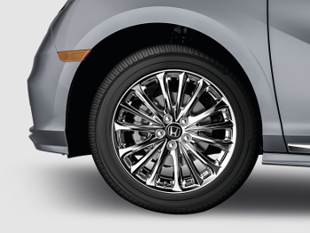 19 Inch Alloy Wheels (Each) - Honda (08W19-THR-101)