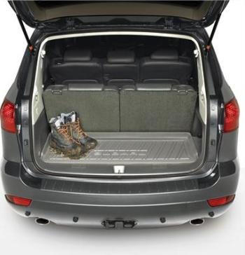 Cargo Tray, Beige (7 Passenger Vehicles)