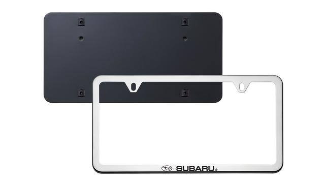License Plate Frame, Slim Line
