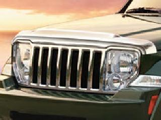 Air Deflector, Hood, Chrome - Mopar (82210694AC)