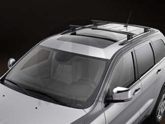 Roof Rack - Removable - Cross Rails