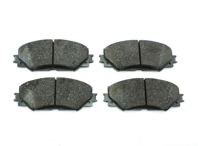 OEM (stock) Front Brake Pads - Toyota (0446542200)