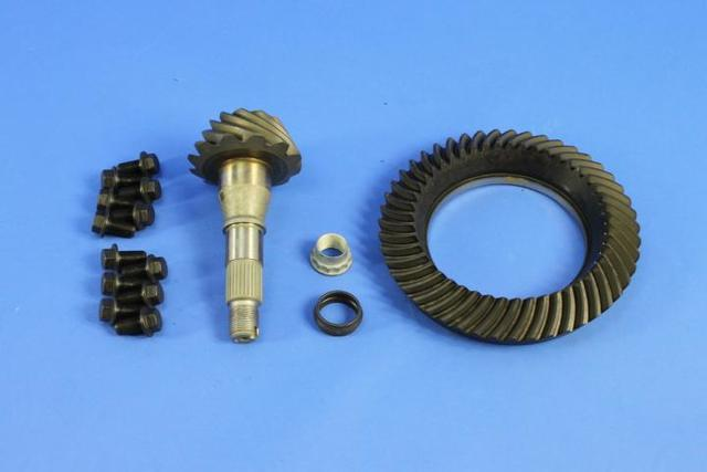 RING AND PINION - GEAR KIT 68088177AD