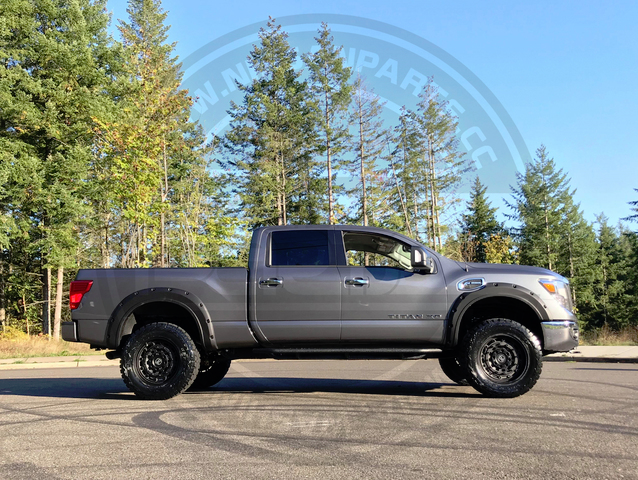"TITAN XD 3"" LIFT KIT - Nissan (T99PS-9FT0K)"