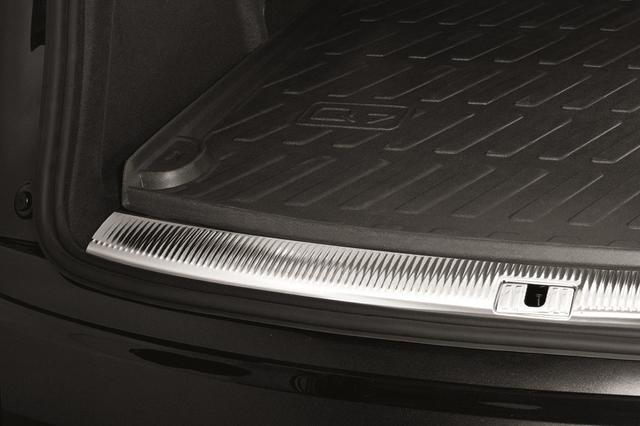 All-Weather Cargo Mat - Black - Audi (4L7-061-180)