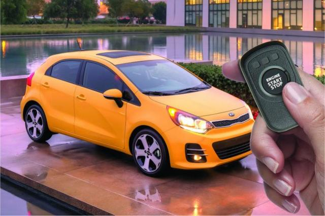 Remote Start, Key Start Model - Kia (1WF57-AC101)