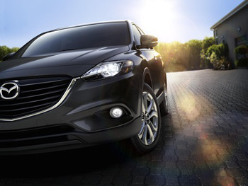 Fog Lights- CX-9 (2013- 2015)