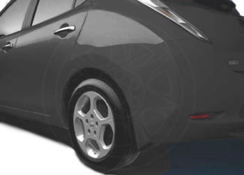 Splash Guards - Nissan (F38E0-9RA1A)