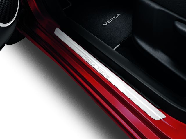 Door Sill Kick Plates, Color Studio - Nissan (T99G6-9MD3A)