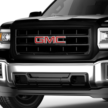 Exterior Trim, Grille Package