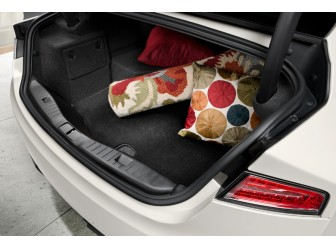 Cargo Area Mat, Carpet - Ford (DP5Z-5413046-DB)